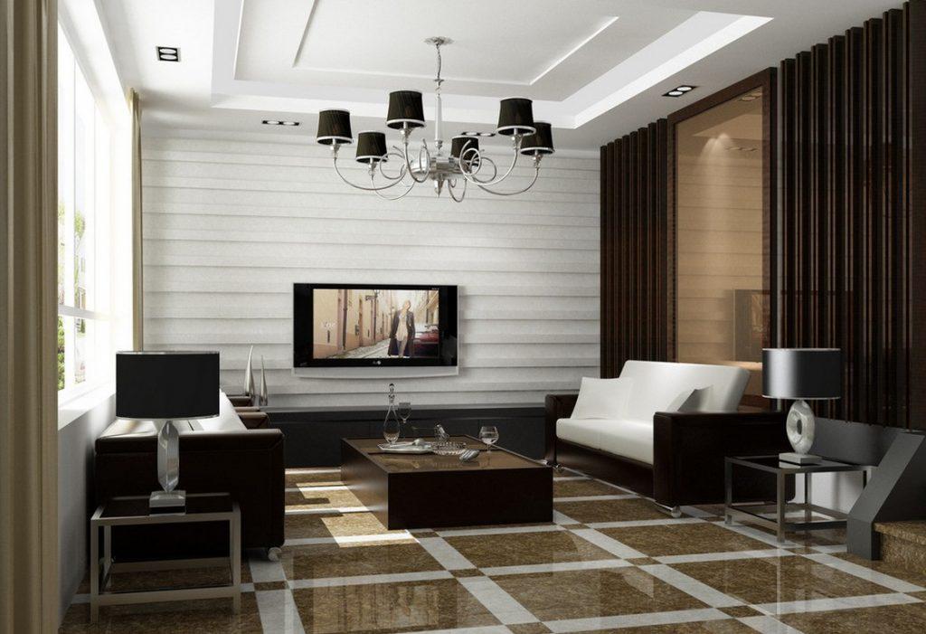 Interior design services - classic interior design style in a living room
