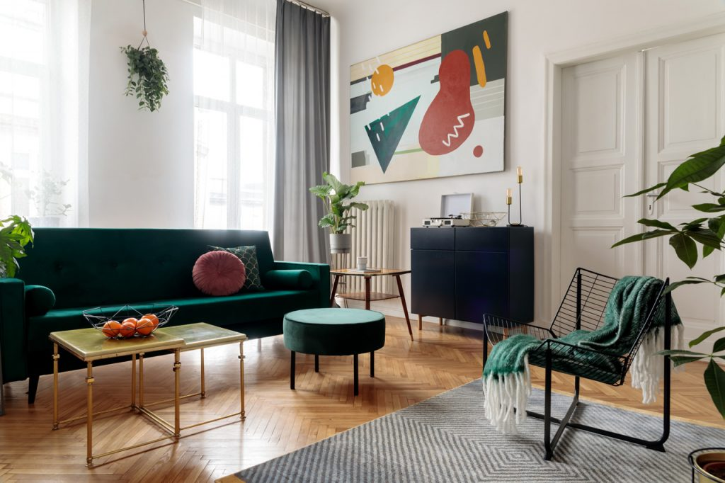 Eclectic Interior Design Style example