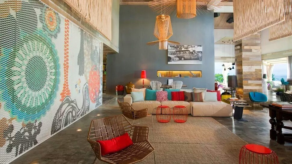 Eclectic Interior Design Style - example